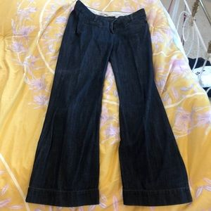 Cabi bootleg flare jeans